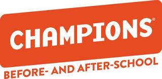 Champions Before and After Care on 8/31 and 9/4